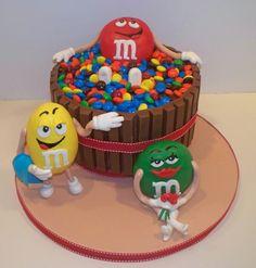 M M Cake!
