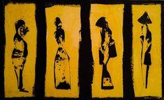 Quarantine Acrylic painting by Alex Sojic 8th Of March, Contemporary Artwork, Acrylic Painting Canvas, Magazine Art, Fine Art Gallery, Art Day, Milan, Art Drawings, Original Art