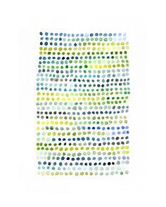 Little Dots Wall Art Prints by Loren Willis | Minted
