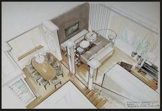 design presentation  #spinzi  #interiordesignmelbourne