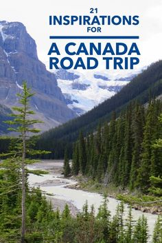 Planning a trip to Canada. 21 photos to inspire your Canadian holiday.