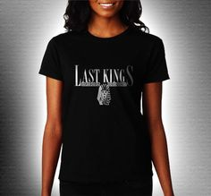Tyga Last Kings Women Black Shirt XS S M L XL Rare by CahyaAbadi, $23.50
