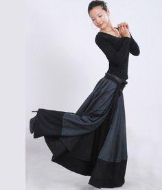 a great winter skirt