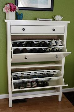 shoe organizers and storage ideas for space saving interior design