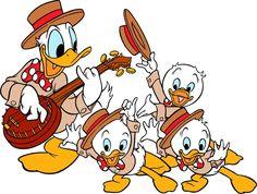 Disney Cartoon | Disney Cartoon Donald Duck And Kids | Disney Cartoons Wallpapers ...