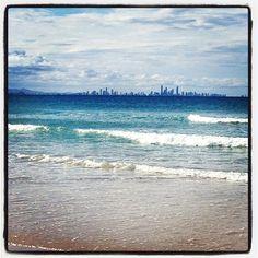 # 6 - Coolangatta Beach in Coolangatta, QLD