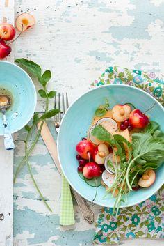 Summer Inspired Fruit Salad