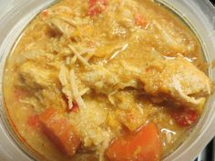 Slow Cooker Thai Red Curry Chicken