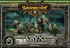 Warmachine Cryx Battlegroup (Plastic)-Cryx-Warmachine