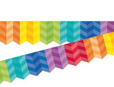 Rainbow Herringbone Border | Early Years | Classroom Resources | Class Ideas - Class Ideas Classroom Borders, Early Years Classroom, Classroom Resources, Herringbone, Company Logo, Rainbow, Ideas, Art, Rain Bow