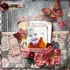 C'est Magnifique Scrapbook Kits and Store
