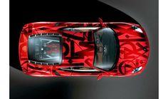 RETNA Paints on a Ferrari for Art Basel Miami: The artist paints over the luxury sports car for a good cause. Ferrari F430, Private Plane, Art Basel Miami, Street Culture, Street Artists, Art Cars, Custom Cars, Playboy, Graffiti