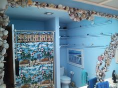 193 Best BATHROOM OCEAN THEME Images On Pinterest | Bathrooms, Bathroom And  Bedrooms