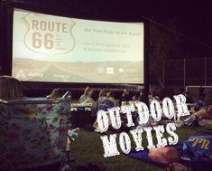 Summer outdoor movies in LA Los Angeles Neighborhoods, Summer Fun, The Neighbourhood, Movies, Outdoor, Outdoors, The Neighborhood, Films, Cinema