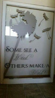 Dandelion... love #uppercaseliving #makeawish #dandelion http://Ronna.uppercaseliving.net