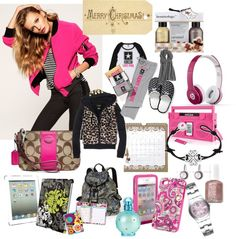 Hot List - Teenage Girl Gift Guide | Teenage girl gifts, Girl ...