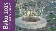 The Games begin | Opening Ceremony | Baku 2015 European Games