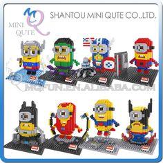 KF098 Mini DIY Action Figure Toy