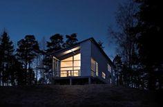 Talo Humlegård | Woodarchitecture.fi By Kimmo Friman