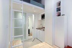 Lindo apartamento de apenas 10 metros quadrados