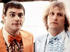 Harry & Lloyd #teamcostume