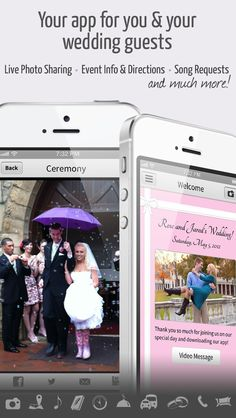 Married App A Free For Your Wedding That Lets Guests See