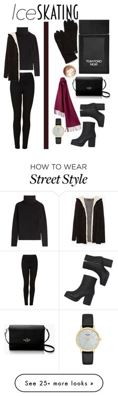 """""""ice ice baby"""" by morningmonique on Polyvore featuring DKNY, Topshop, Monki…"""