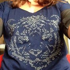 {Collection Automne-Hiver 2013} tee-shirt TALIANCE Sud express par @sarnanadine