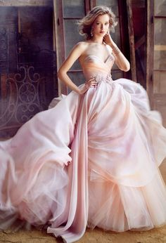 Lazaro Bridal Gowns, Wedding Dresses Style by JLM Couture, Inc. Popular Wedding Dresses, Fall Wedding Dresses, Bridal Dresses, Wedding Gowns, Wedding Bride, Wedding Engagement, Rustic Wedding, Lazaro Wedding Dress, Lazaro Bridal
