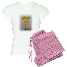 """$34.99 Dirty Virgin Lemon Drop Girl Women's Light Pajamas. The Dirty Virgin Lemon Drop Girl is: MOOD: Flirty """"I'm sweet, tart and very smart. I draw men's eyes like moths to light."""""""