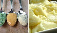Nadýchaná domácí majonéza + 3 další chuťové variace