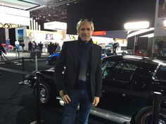 Michael at Detroit Motor Show 12 January, 2016