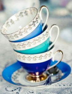 homeware - reading tea cup - Yes please!