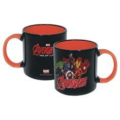 Avengers: Age of Ultron 20oz Iridescent Ceramic Mug, Multi-Colored