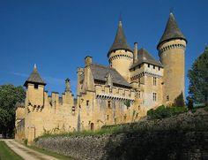 Château de Puymartin, Dordogne