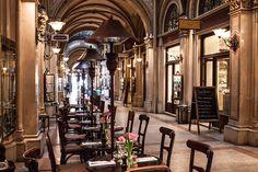 Palais Ferstel (c) STADTBEKANNT   Das Wiener Online Magazin Restaurants, Diners, Food Stations, Restaurant