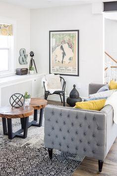 Designed by Jo Alcorn Living Room