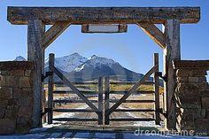 38 Best Ranch Gate Designs Images Entrance Gates