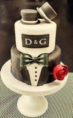 #Wedding #Cakes Ideas from around the world www.BoscoWeddings.com, Gay Wedding Cake, Gay Weddings http://www.weddingsknowhow.com
