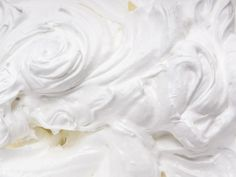 Photo about White whipped cream , food background, top view. Image of powder, shaving, creamy - 43958101 Meringue Micro Onde, Dessert Micro Onde, Food Backgrounds, Spread Love, Whipped Cream, Icing, Deserts, Glass, White Food
