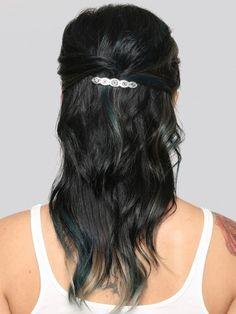 Dreamweaver Hair Clip - Gypsy Warrior $14