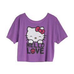 Hello Kitty Hello Love Tee