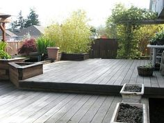 e5fe7e467be784e6756414e05a292c68--backyard-deck-designs-small-backyard-design.jpg 448×336 pixels