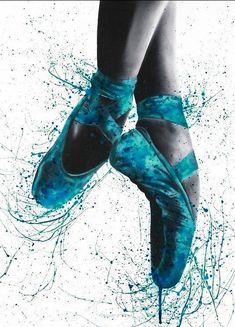 Ballerina Painting, Ballerina Art, Ballet Art, Painting Of Girl, Ballet Girls, Ballet Drawings, Dancing Drawings, Art Drawings Sketches, Ballet Wallpaper
