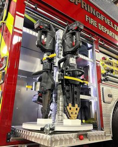 🔥 🔥 - The trucks and tools on display in the Exhibit Halls are incredible. What are you looking for on the show floor… Firefighter Tools, Firefighter Training, Volunteer Firefighter, Firefighters Wife, Firefighter Decor, Firemen, Fire Dept, Fire Department, Fire Hose Crafts