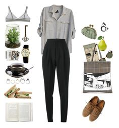 """""""Warm meetings with autumn"""" by entipuf ❤ liked on Polyvore featuring Rolex, Cosabella, Seneca Rising, Ray-Ban, Yves Saint Laurent, STELLA McCARTNEY, Ollio, Iosselliani and Sennheiser"""
