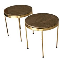 1stdibs - Pair Of Nicos Zographos For Zographos Bronze Side Tables explore items from 1,700  global dealers at 1stdibs.com