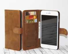 iPhone 6 Plus Case Wallet iPhone 6 Plus Wallet by DesignedbySeda