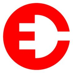 Etienne de Crécy's new logo. Simplistic. Beautiful.