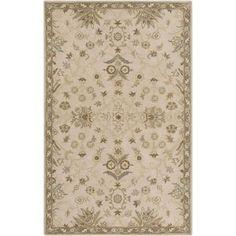 Artistic Weavers Zari Beige 9 ft. x 12 ft. Indoor Area Rug-S00151007703 - The Home Depot